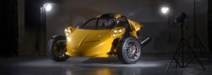 Yellow Campagna Motors T-Rex