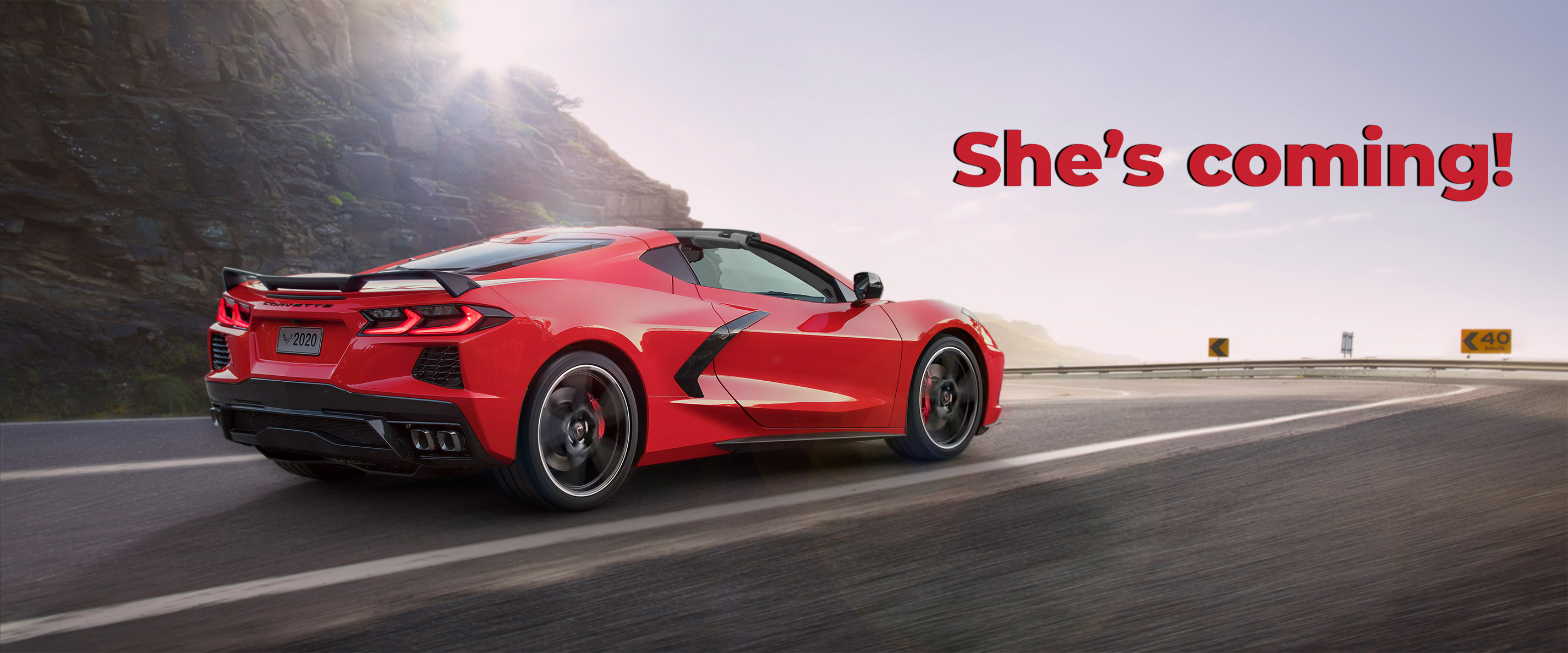 C8 Corvette Aims to Turn Industry on its Head