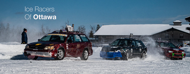 Ice Racing in Ottawa