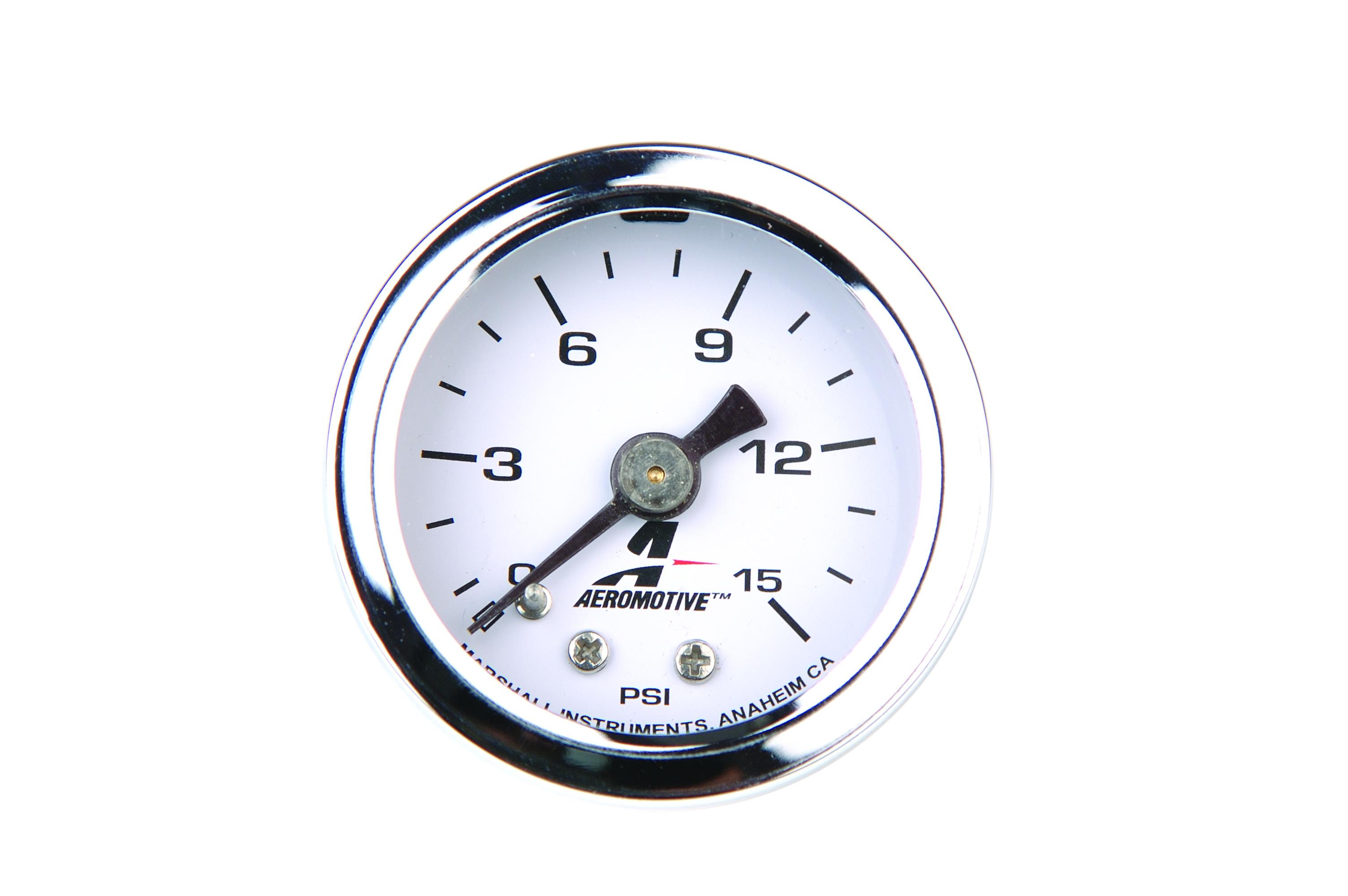 Fuel Pressure Guages and Regulators