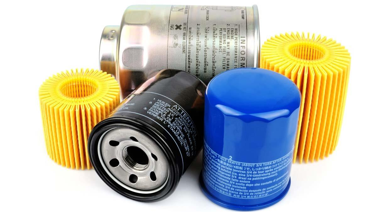 Performance Engine Oil Filters