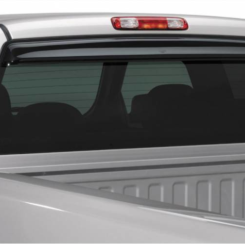 Rear Window Deflector