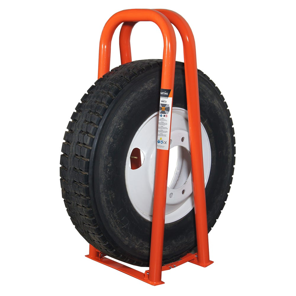 Tire Inflation Cages and Barriers