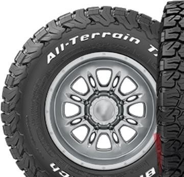 bfgoodrich all terrain ta ko2 tires. Black Bedroom Furniture Sets. Home Design Ideas