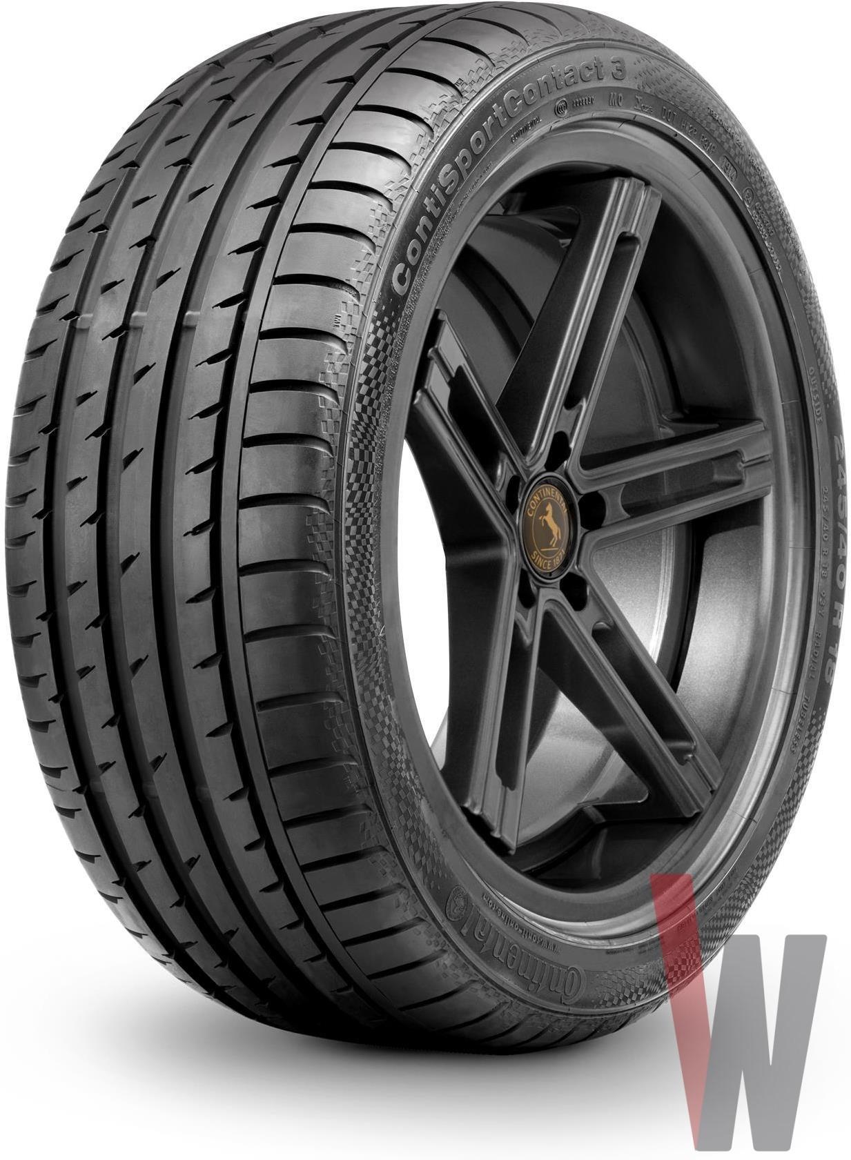 continental contisportcontact 3 run flat tires. Black Bedroom Furniture Sets. Home Design Ideas