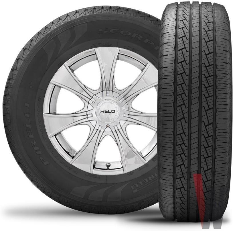 Pirelli Scorpion Str Size P245 50r20 Load Rating 102