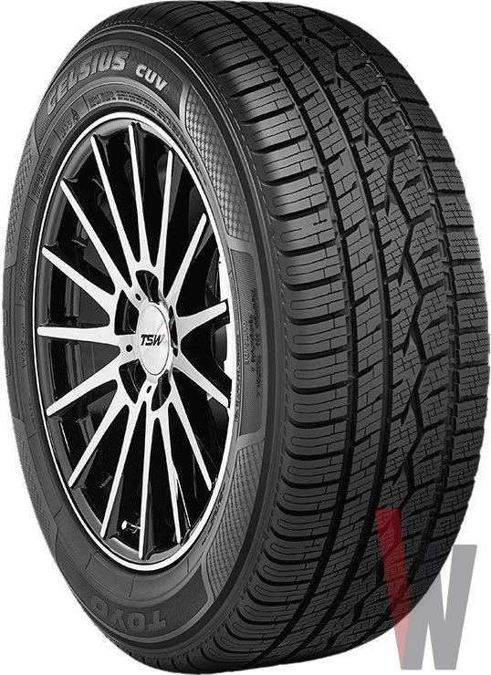 Toyo Celsius Cuv >> Toyo Celsius CUV Tires