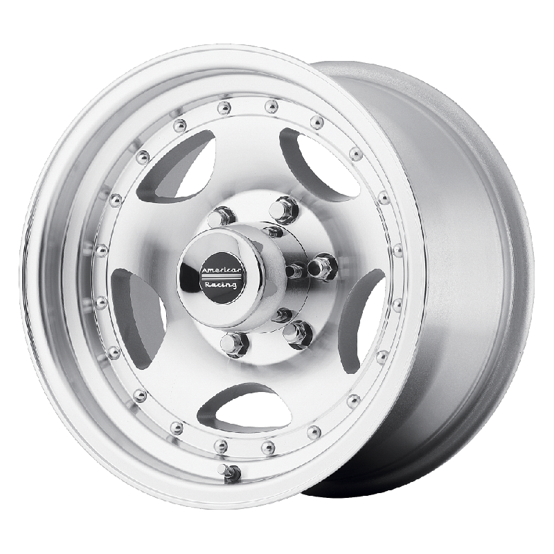"1-16 Inch Silver Wheel Rim American Racing AR236882 16x8/"" Chevy Ford Dodge NEW"